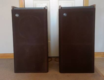 Tannoy Speakers T225 Westbury Meander Valley Preview