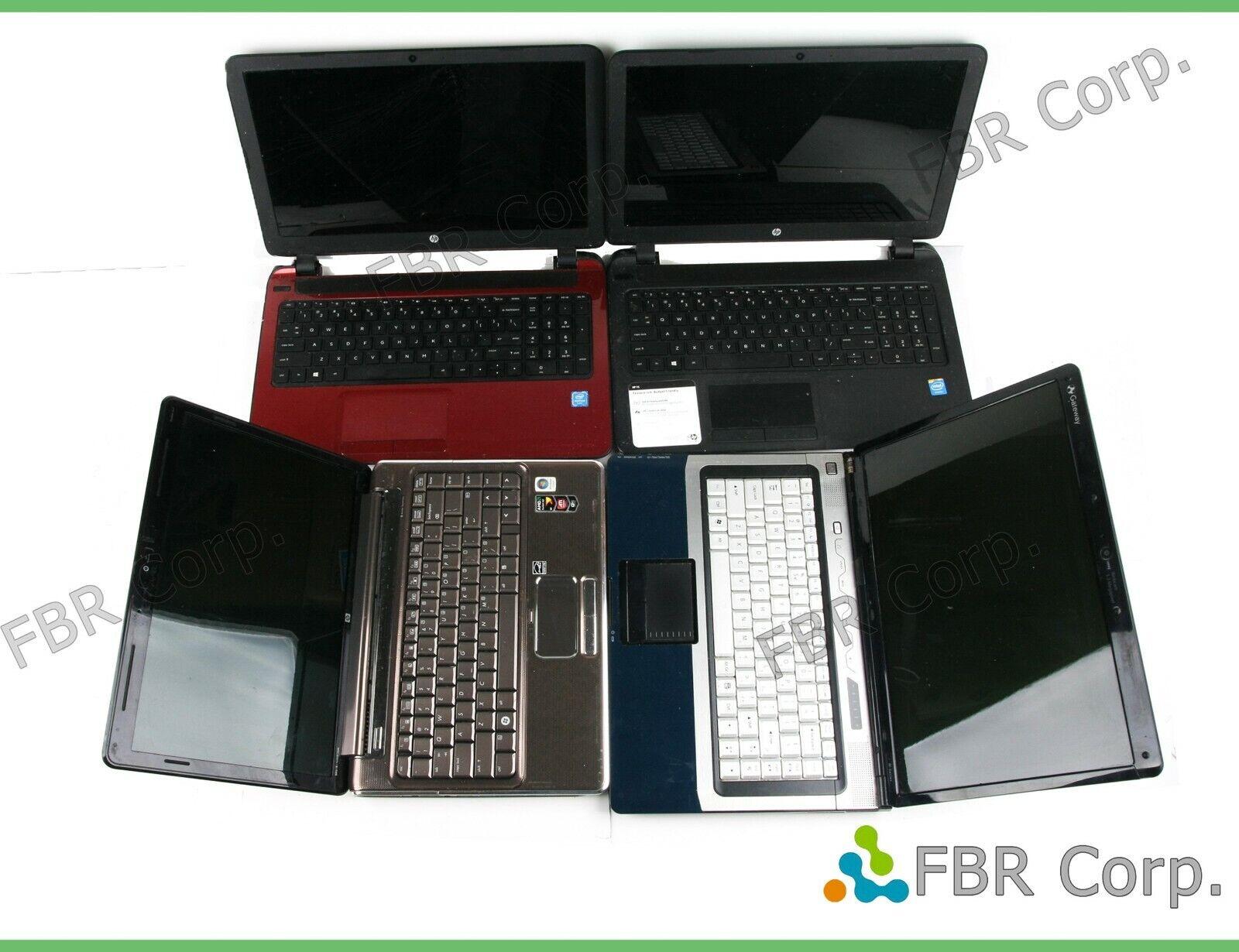 Lot 8 HP Compaq NC440 Pravilion DV4 Presario Gateway SA1 Laptop Parts Repair