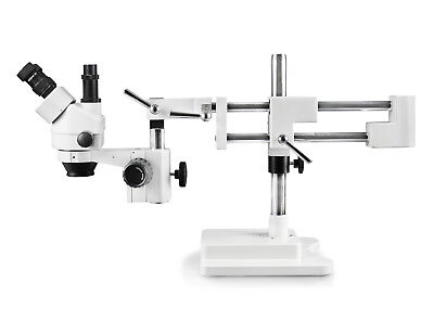 Parco Scientific Pa-5f Trinocular Zoom Stereo Microscope