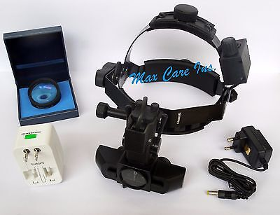 Wireless Rechargeable Binocular Indirect Ophthalmoscope With 20d Aspheric Lens