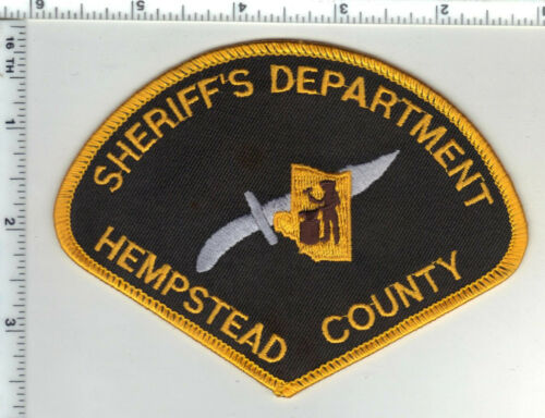 Hempstead County Sheriff (Arkansas) 3rd Issue Shoulder Patch
