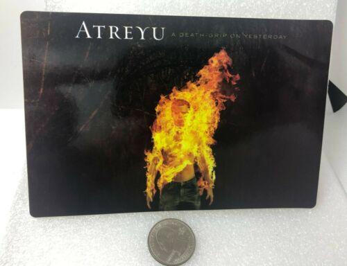 Atreyu A Death Grip On Yesterday Promo Sticker