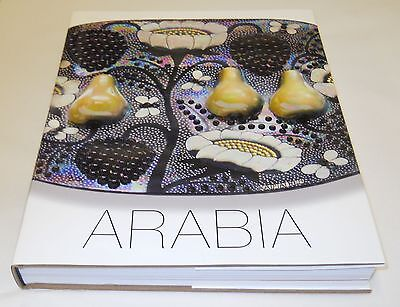 Arabia Kaipiainen Franck Procope Ceramicks Art Industry Special Book Finland NEW