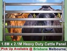 1.8 M x 2.1M Heavy Duty Portable Cattle Horse Yard Panel Derrimut Brimbank Area Preview