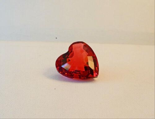 SWAROVSKI 1998 Red Heart Renewal Gift ~ 215371 ~ No Box