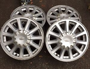 Mags - jantes Ford 15""