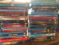 Huge Disney Bluray Collection  Moncton New Brunswick Preview