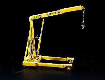 PLUS MODEL #386 US Workshop Crane für Diorama in 1:35