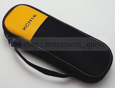 Soft Case Bag Use For Clamp Meter Fluke T5-1000 T5-600 T6-600 T6-1000 302 303