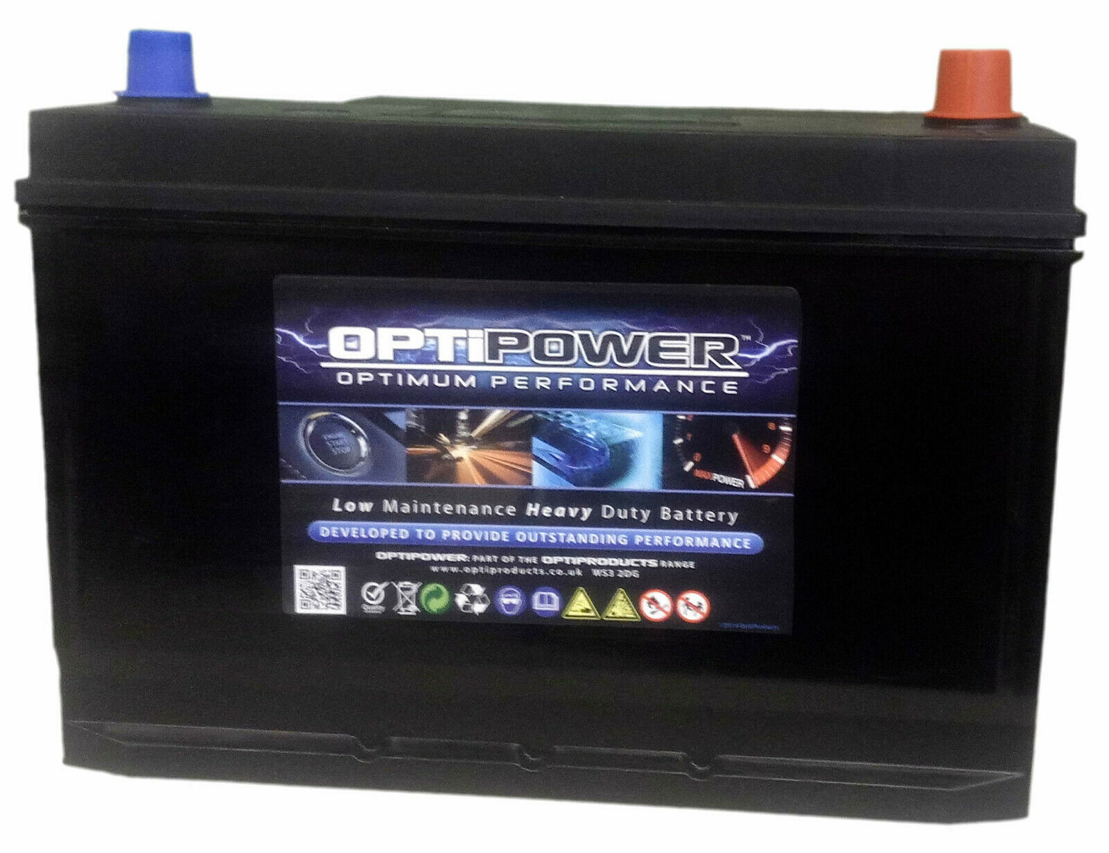 12V TYPE 053 CAR BATTERY 45 AH 330 CCA 2yr WARRANTY