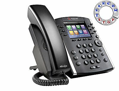 Polycom VVX410 12-Line IP Phone Telephone - Inc VAT & Warranty