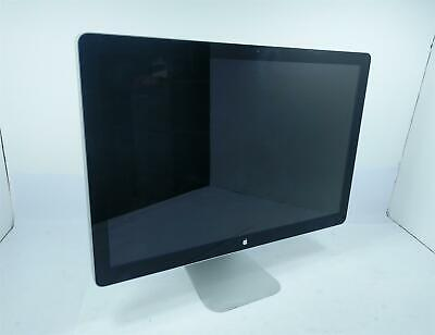 "Apple A1267 24"" LED Cinema Display 1920x1200 Monitor Working with Yellow Image"