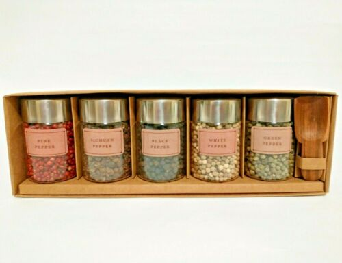 Gourmet Pepper Variety Pack, sampler, selection, spice assortment, collection