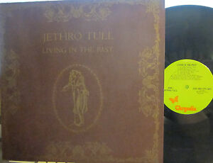 Jethro-Tull-Living-in-the-Past-Chrysalis-2-1035-2-LP-set-1-Live-Side