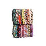 Random Sets Of 12 multi Color Bracelets Nepal bracelet Roll On Bracelet