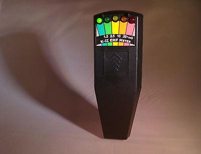 K-ii Emf Deluxe Meter - Ghost Hunting Device K-ii - ELF On Off Button