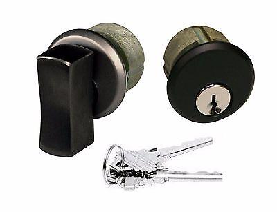 Ilco Sc1 Schlage Key Large Thumbturn Mortise Cylinders. Adams Rite Kawneer