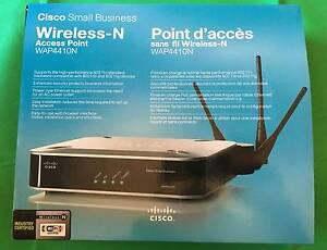 Cisco WAP4410N Wireless-N Access Point Wamboin Queanbeyan Area Preview