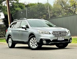 2015 Subaru Outback B6A MY15 2.0D CVT AWD Silver 7 Speed Constant Variable Wagon Hyde Park Unley Area Preview