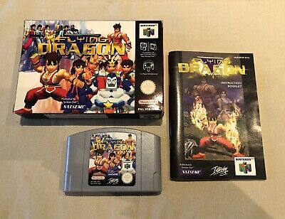FLYING DRAGON * N64 * sehr guter Zustand / very good condition * OVP / CIB