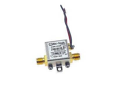 Mini-circuits Zx60-6013e-s 20-6000mhz Sma Rf Coaxial Amplifier