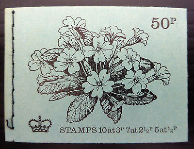 GB 1971 - 50p Booklet DT2 NEW SALE PRICE BIN100