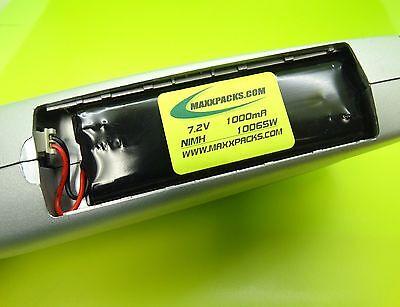 2 New 1000ma Battery For Swingline 48201 Stapler Made In Usa