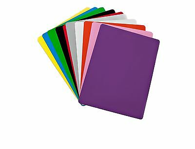 Dry Erase Magnet Sheets 9x12 10-sheets Colors Made In Usa