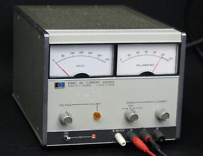 Hp Keysight 6186c Constant Current Source 0-100ma