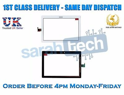 "New Lenovo TAB 2 A10-30 X30F 10"" Tablet Touch Screen Digitizer White"