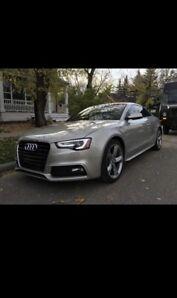 2013 Audi A5 Premium S Line