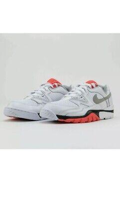 Nike Air Cross trainer 3 Low Mens UK 8 EUR 42.5 White...