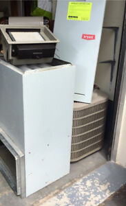 Used AC working condition