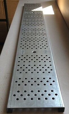 Zurn Z886 Pg Perforated Galvanized Steel Grate P6-pg