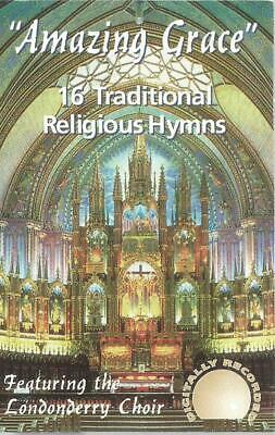 Amazing Grace 16 Traditional Religious Hymns Gospel Music Cassette