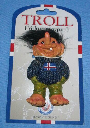 Norway Souvenir ~ Troll Refrigerator Magnet