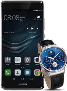 Huawei P9 plus watch combo West Perth Perth City Area Preview