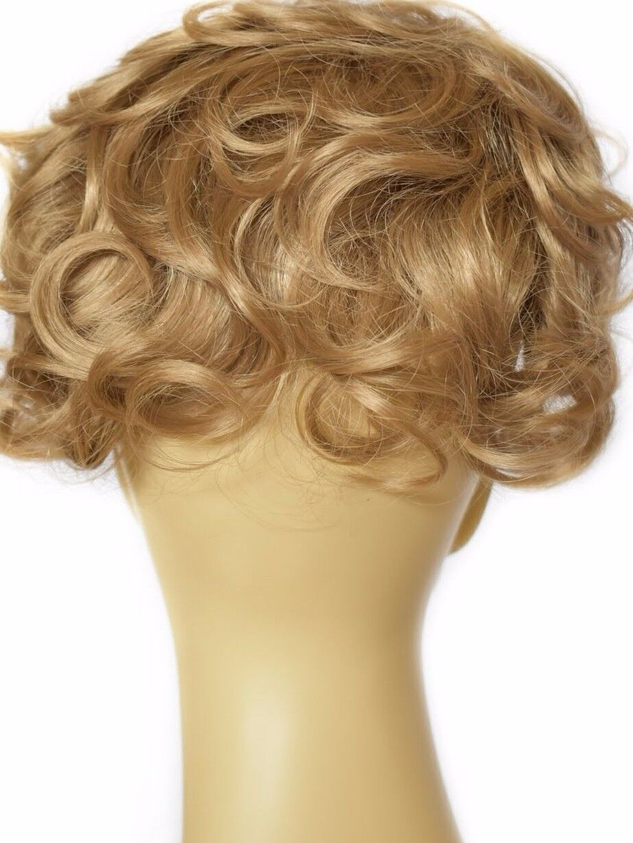 Curlable Versafiber Monofilament Long Topper Hair Piece By Paula Young