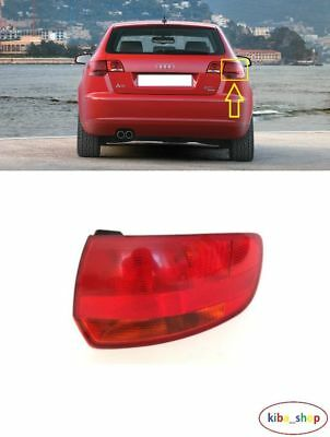AUDI A3 2003 - 2008 (5DOOR) BRAND NEW REAR TAIL LIGHT LAMP OUTER RIGHT O/S, used for sale  Shipping to Ireland