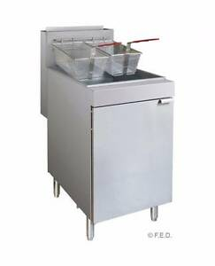 FED - Superfast LPG Gas Tube Fryer-Best Price Footscray Maribyrnong Area Preview
