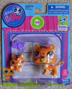 Littlest Pet Shop Tiger Ebay