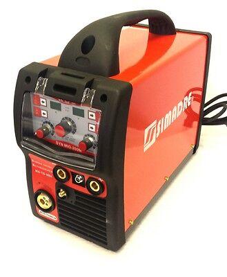 Welding Machine Simadre Mig-200m 3in1 Igbt 200a Synergic Digital Mig Tig Mmaarc