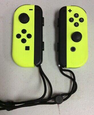 Nintendo Switch Neon Yellow Joy-con l/r