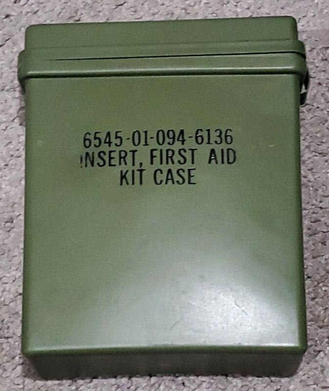 Vintage Military First Aid Kit