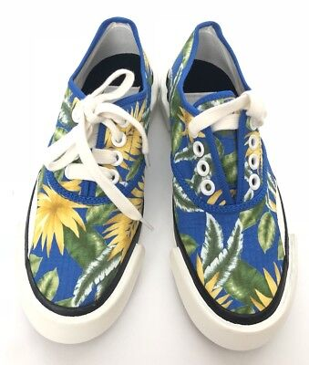 Julien David Shoes Size 36 NIB Printed Sneakers Inka Low Cut