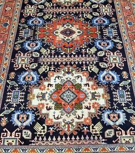 PERSIAN RUG RARE HAND KNOTTED CAUCASIAN DESIGN ARDEBIL CARPET RUG Crows Nest North Sydney Area Preview
