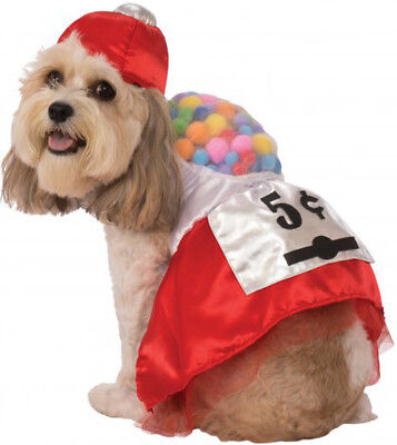 5 Cent Gumball Dress Pet Dog Cat Funny Halloween Costume](Gumball Dress)
