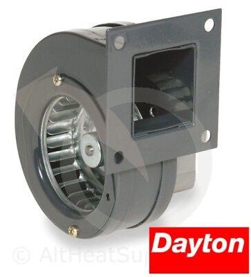 Dayton 1tdn4 Oem Specialty Blower 115 Volt 49 Cfm 3034 Rpm 4c761