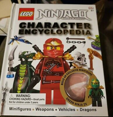 Lego Ninjago Character Encyclopedia - No Figure