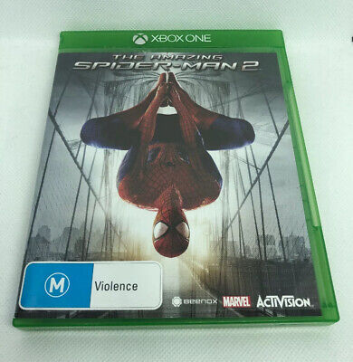 The Amazing Spider-Man 2 (Xbox One) Mint Disc AUS Release
